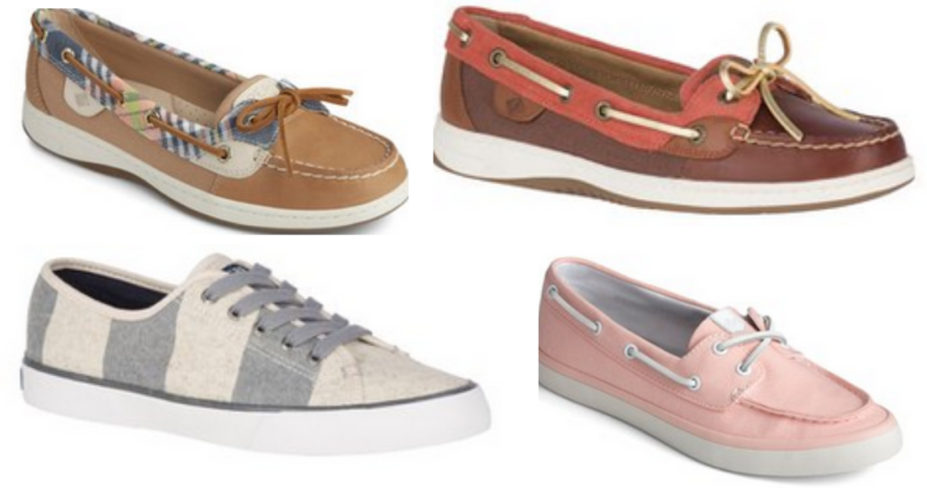 Zulily Sale | Sperry Shoes Starting at