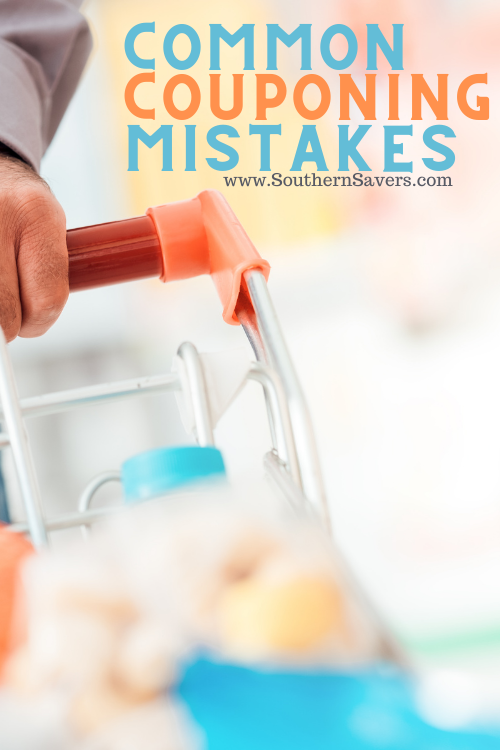 Couponing can save money, but it can be overwhelming until you learn the ropes. Learn these common couponing mistakes before you hit the store!