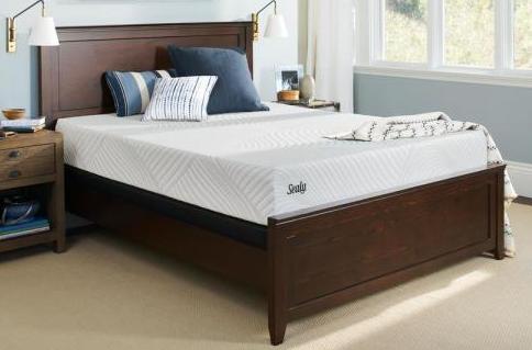 sealy plush queen mattress