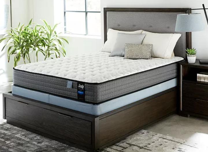 firm queen mattress set