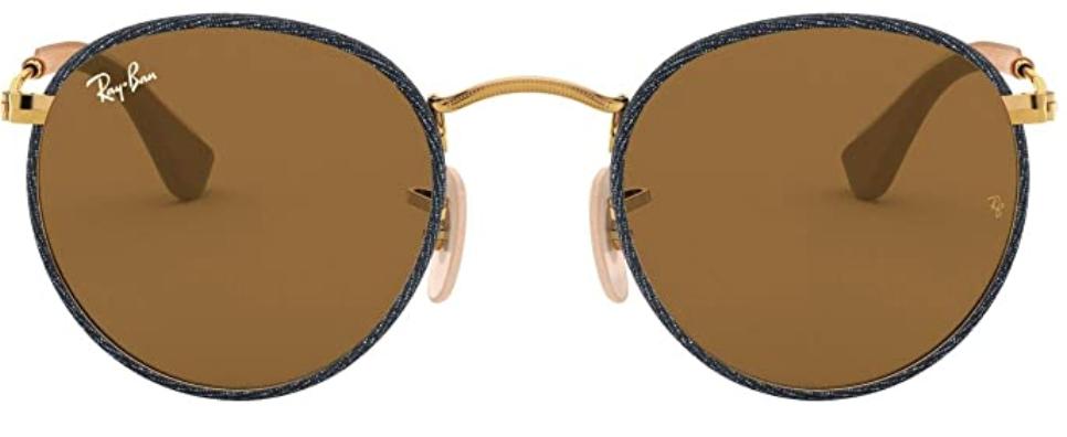 ray-ban round glasses