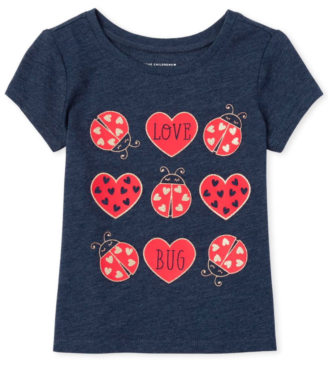 childrens place tees