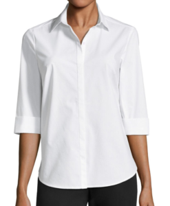 women's button down blouse