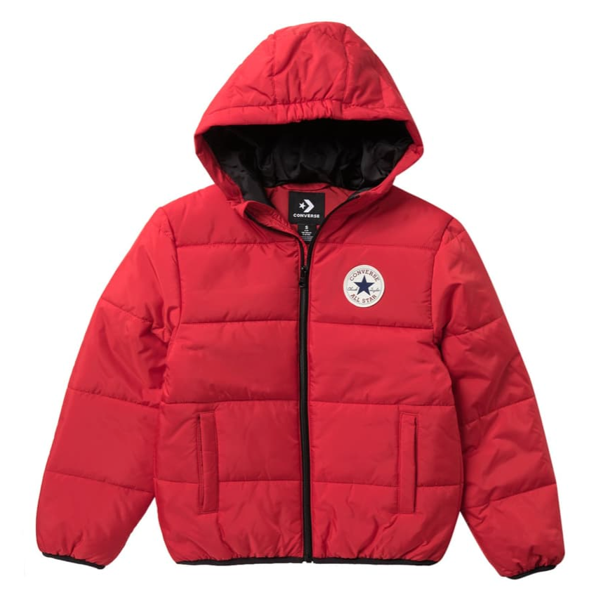 converse winter jacket for boys