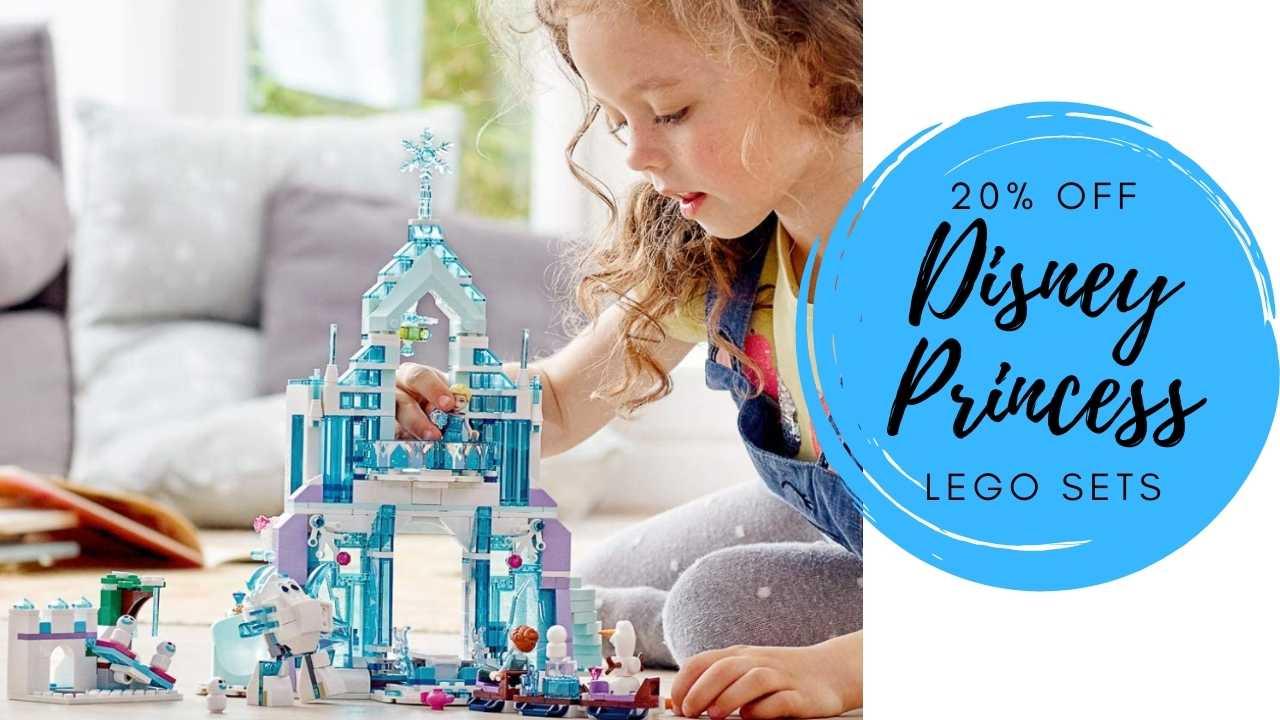 disney princess lego