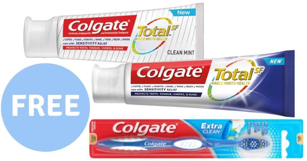 colgate toothpaste toothbrush