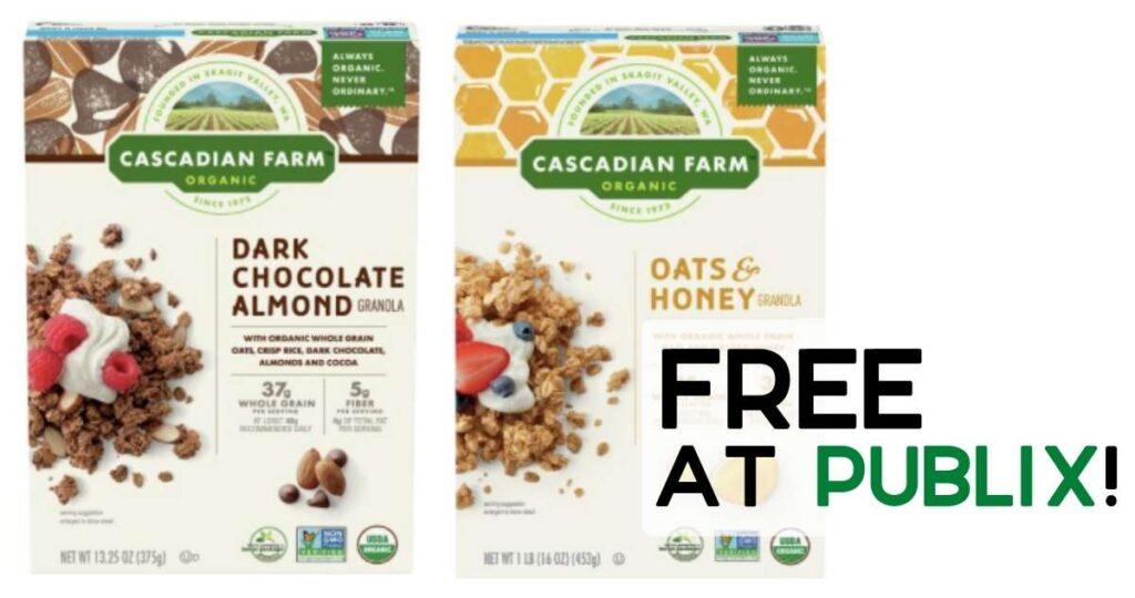 free cascadian farm