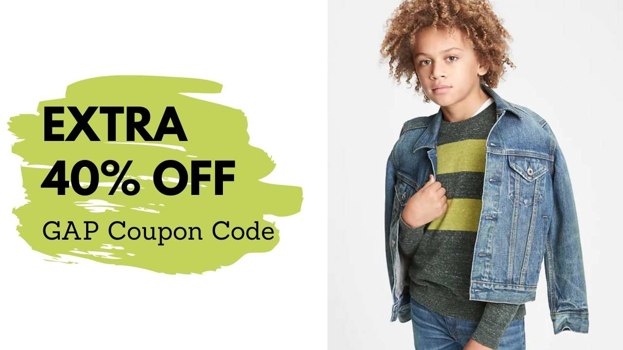 gap coupon code