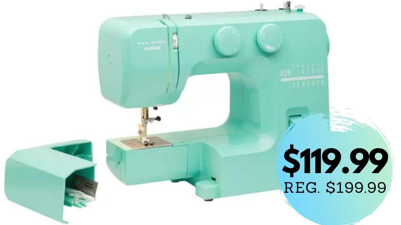 joann sewing machine