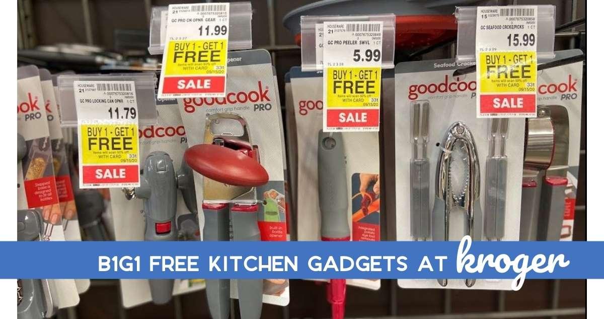 kitchen gadgets at kroger