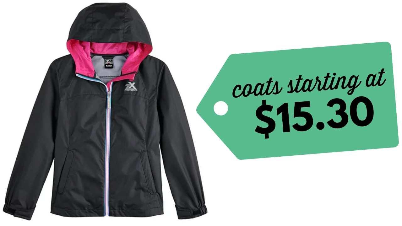 kohls coats