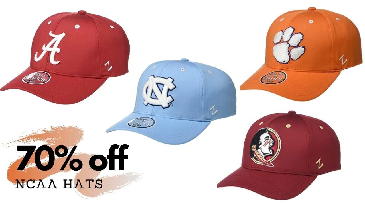 ncaa hats