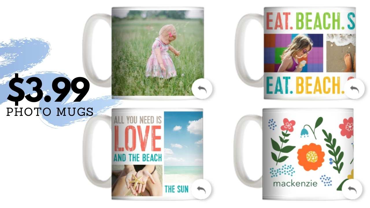 snapfish code photo mug