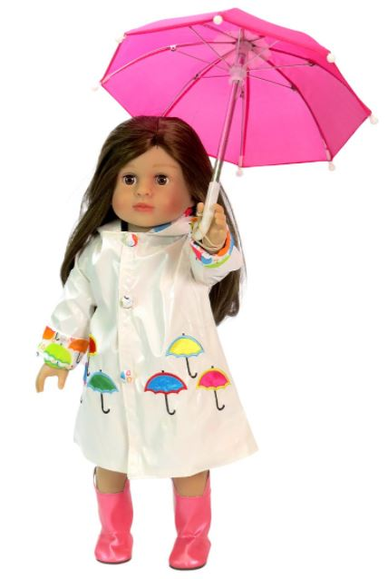 umbrella doll outfit
