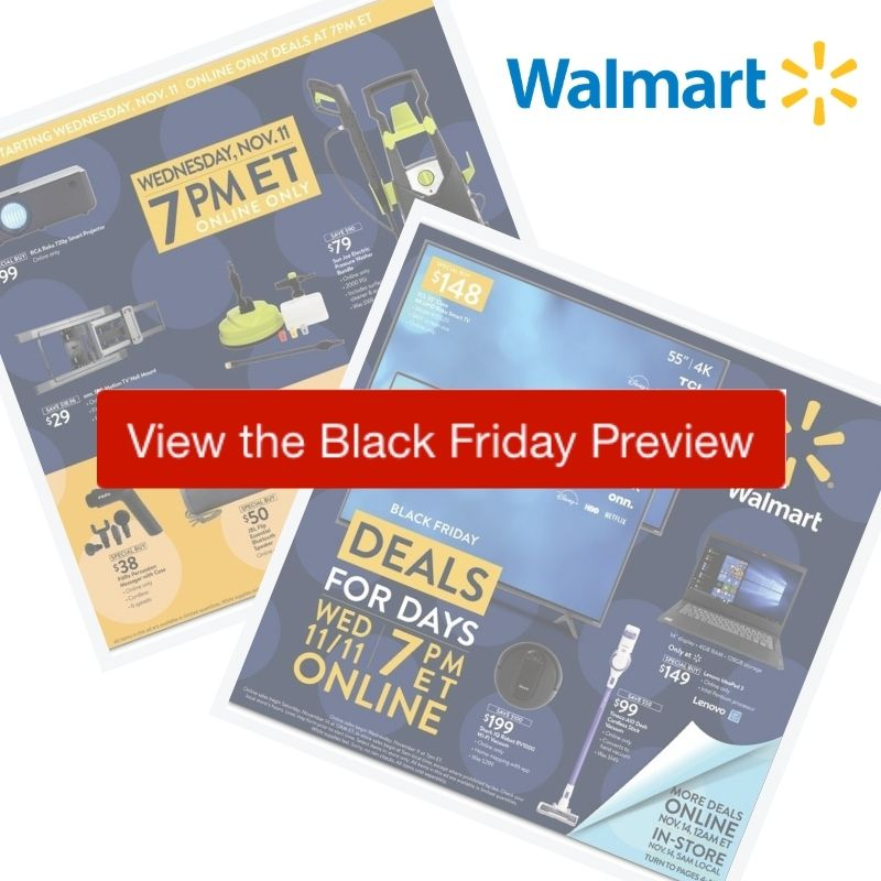 Walmart Deals For Days Event 2 Preview 11 11 11 14 Southern Savers