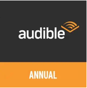audible premium plus annual