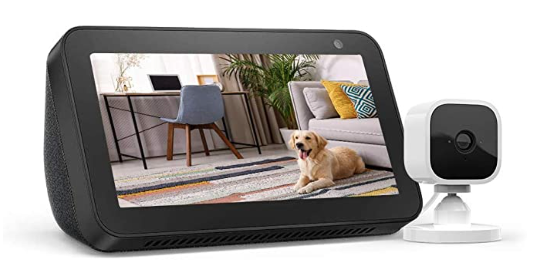 echo show with camera