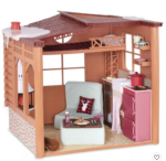 our generation cabin playset