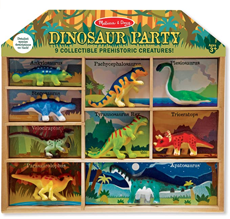 melissa & doug dinosaur figures
