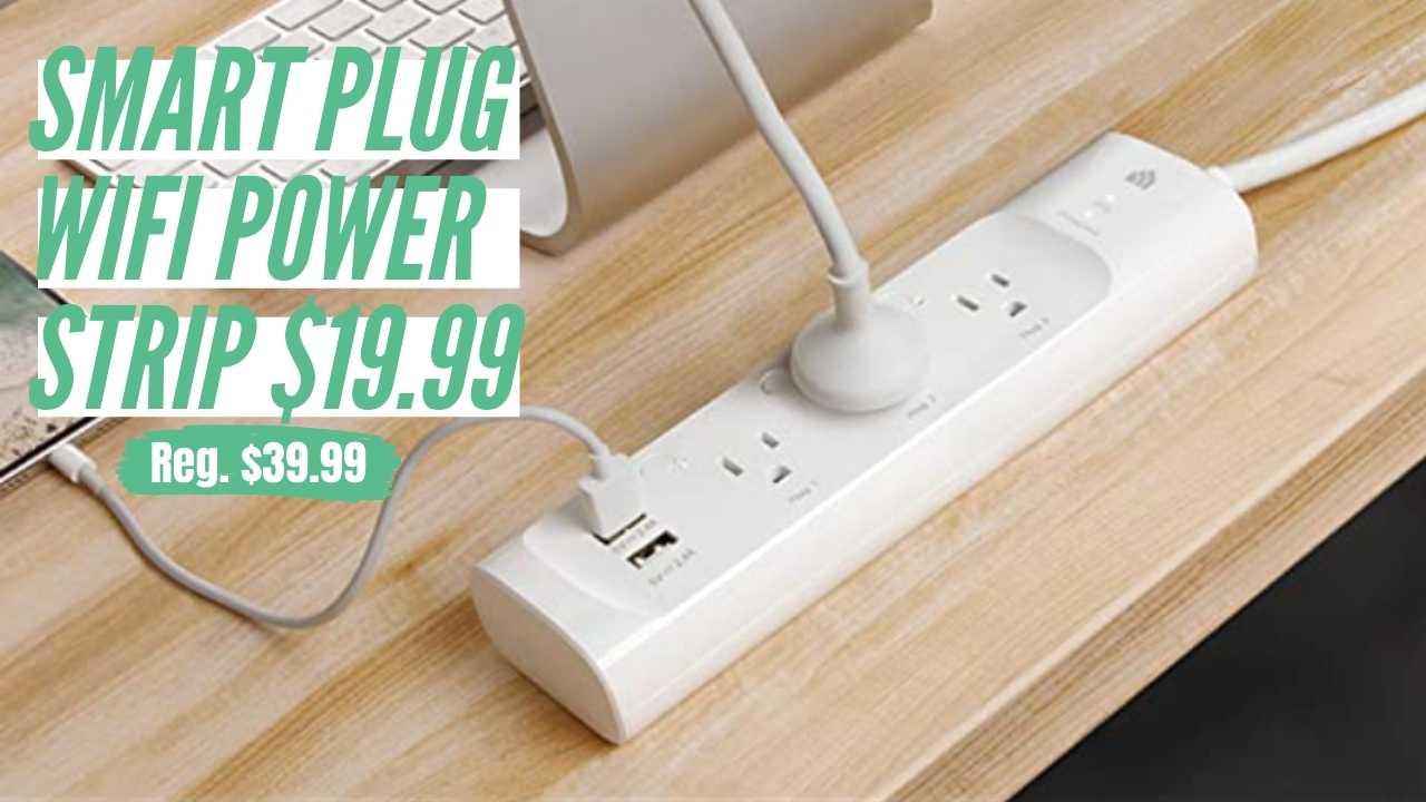smart plug power strip
