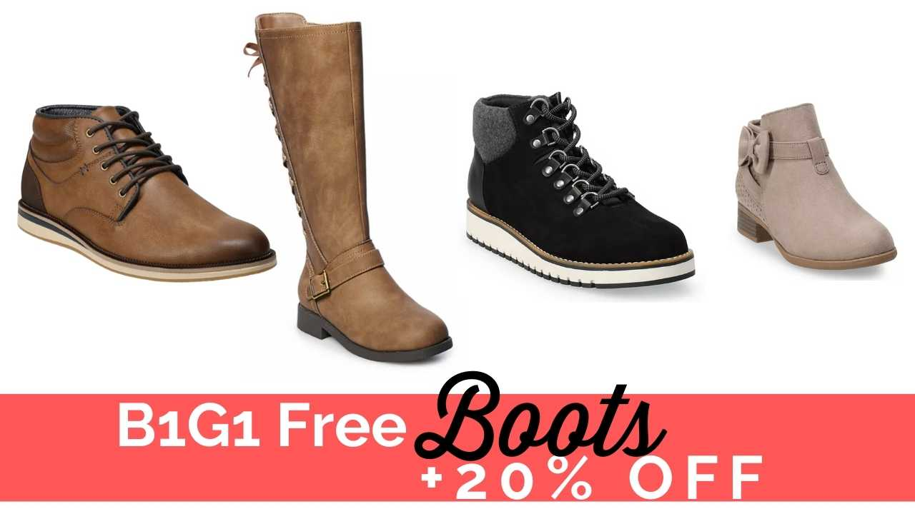 free boots