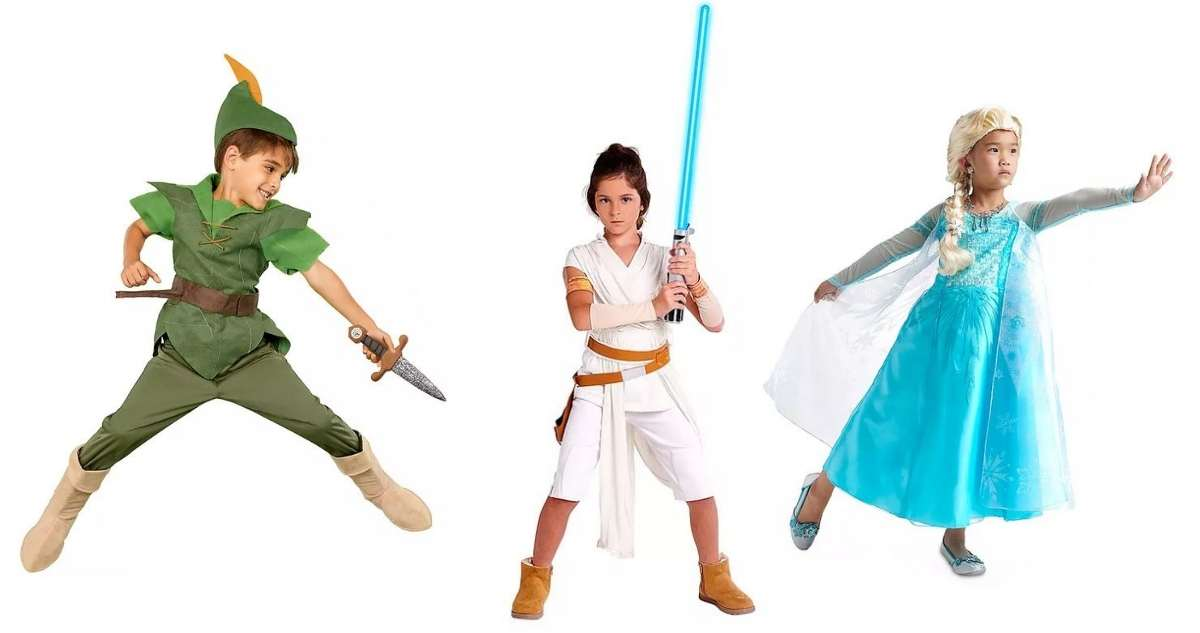 shopdisney costumes