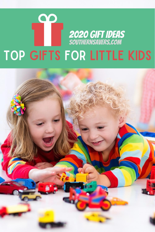 Temukan ide hadiah yang sempurna untuk bayi, balita atau anak prasekolah dalam hidup Anda dengan daftar tahun 2020 kami. Ini adalah hadiah yang sempurna untuk anak kecil!