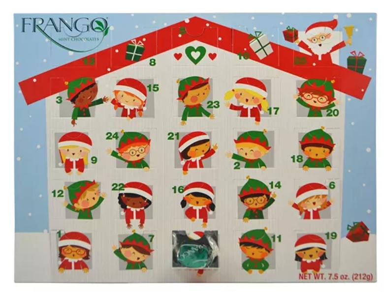 kalender munculnya coklat ayam
