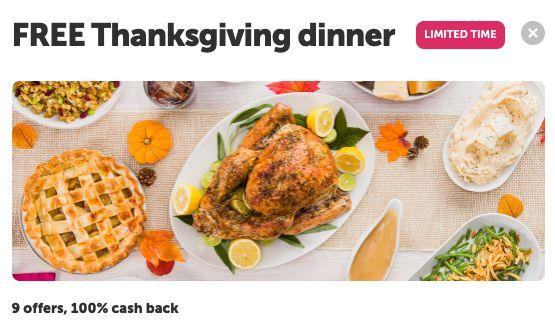 Free Thanksgiving Dinner Bundle With Ibotta Southern Savers