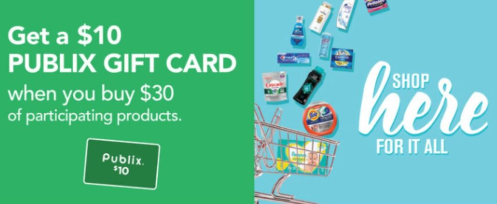 publix gift card promotion