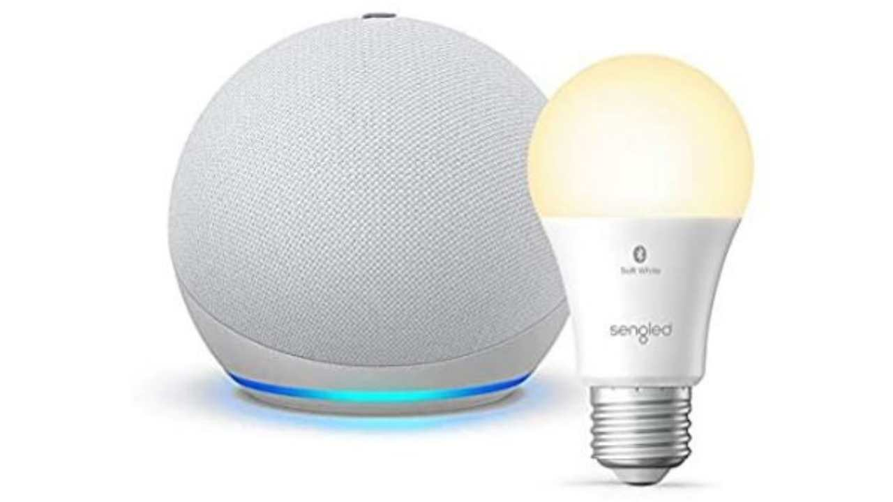 dot and smart bulb
