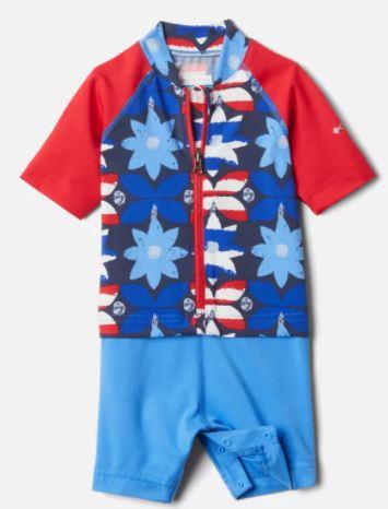 sunguard infant suit