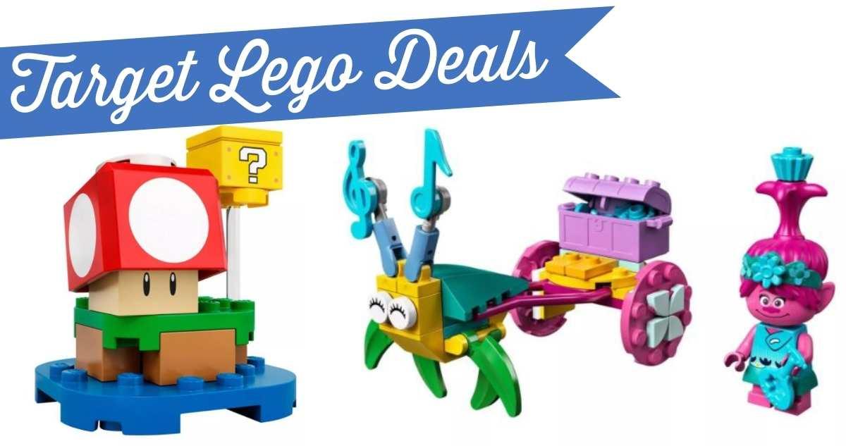 target lego deals