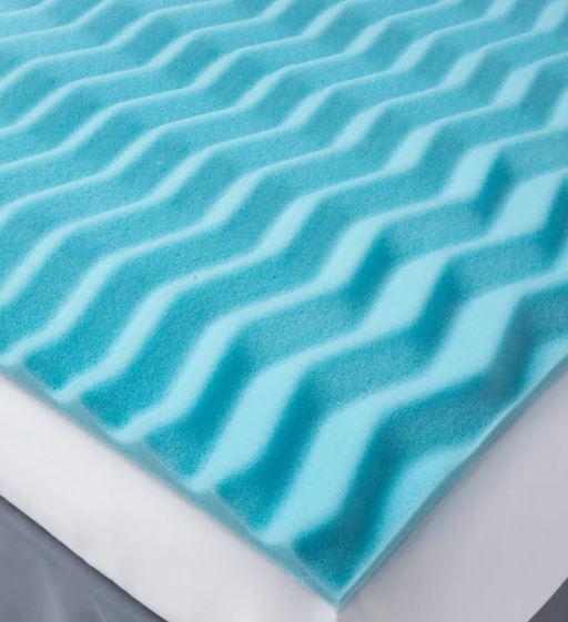 wave mattress topper