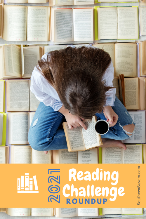 Looking to read more in the new year? Check out this 2021 reading challenge roundup of 5 of the best ones I've found across the web.