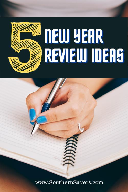 Sebelum Anda mulai menetapkan tujuan atau resolusi, pikirkan tahun di belakang Anda! Berikut adalah 5 ide ulasan tahun baru untuk membantu Anda memulai.
