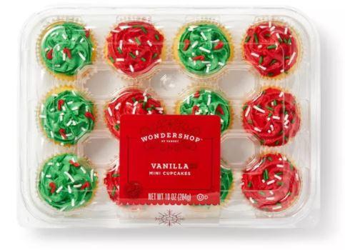 wondershop cupcakes