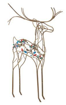 hobbly lobby rhinestone deer