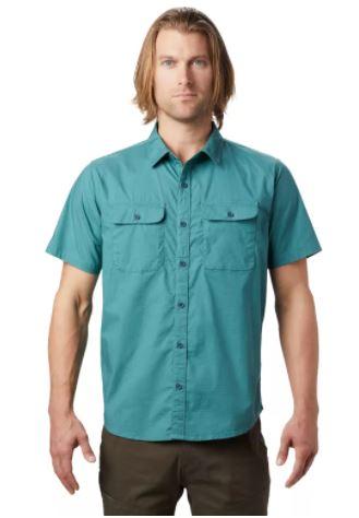 mountain hardwear mens shirt