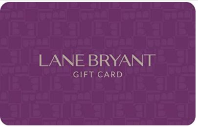 lane bryant gift card