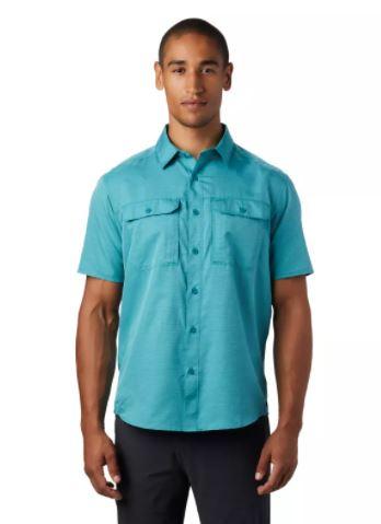 mountain hardwear shirt