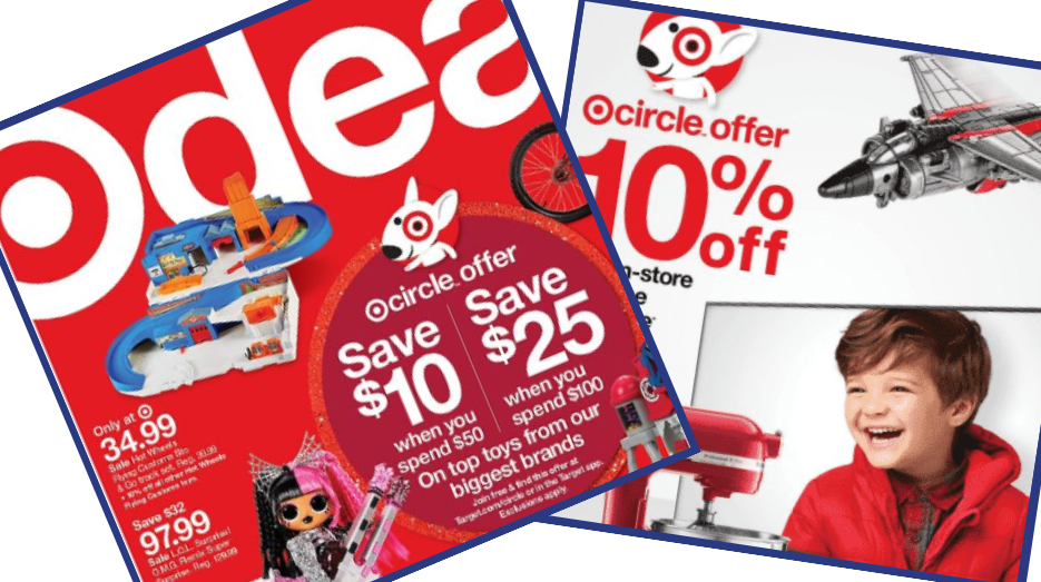 Target Ad & Coupons: 12/6-12/12