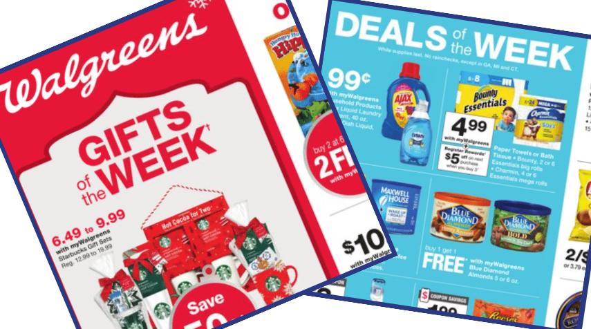 Walgreens Ad & Coupons: 12/6-12/12
