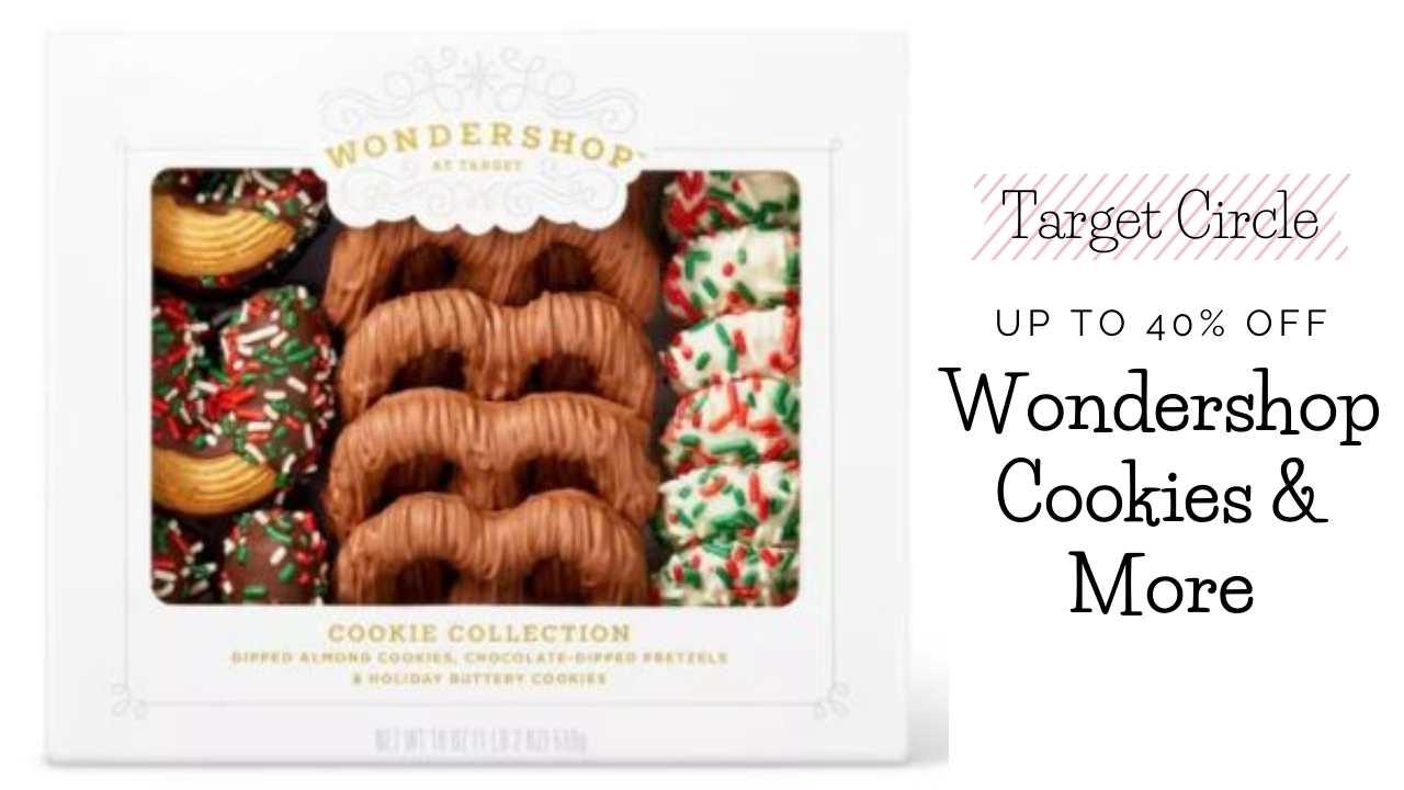 wondershop cookies