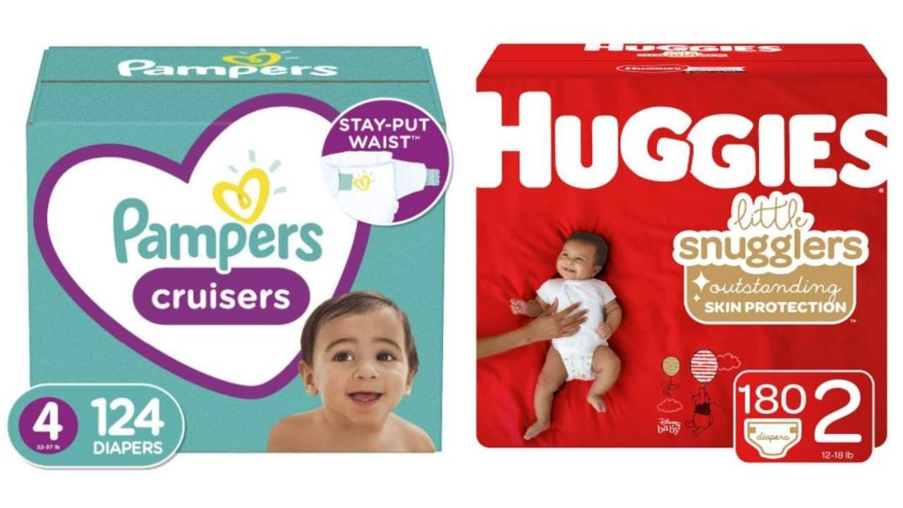 amazon diapers