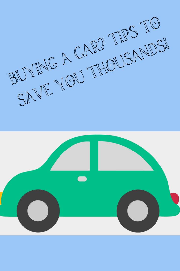 Top Car Buying Tips
