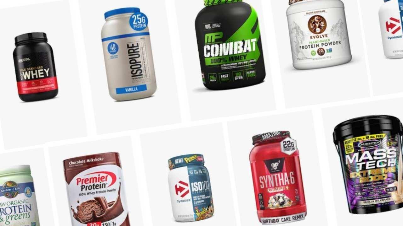 amazon protein powders
