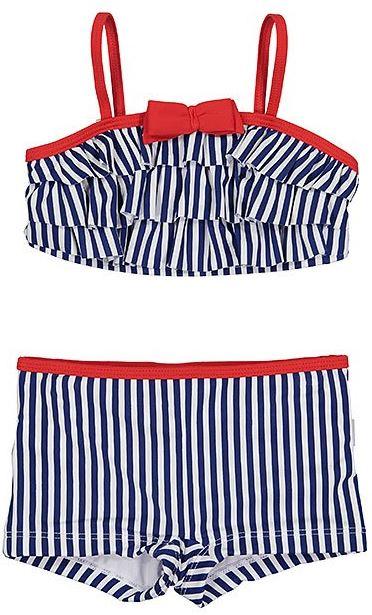 striped kids two piece