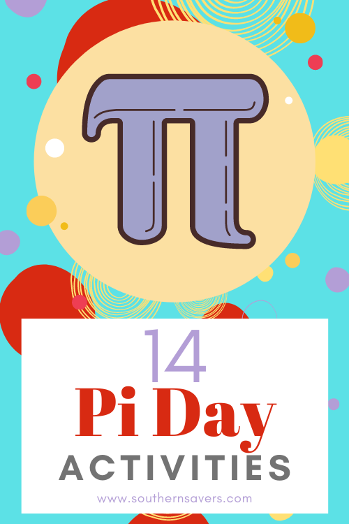 Celebrate the fun holiday of Pi Day (March 14 - 3/14) with these fun Pi Day activities, from cookies to art projects to math games!