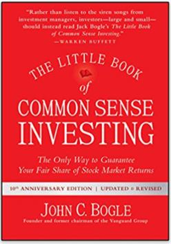 Common Sense Investing book
